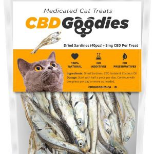 CBD Goodies Cat Treats