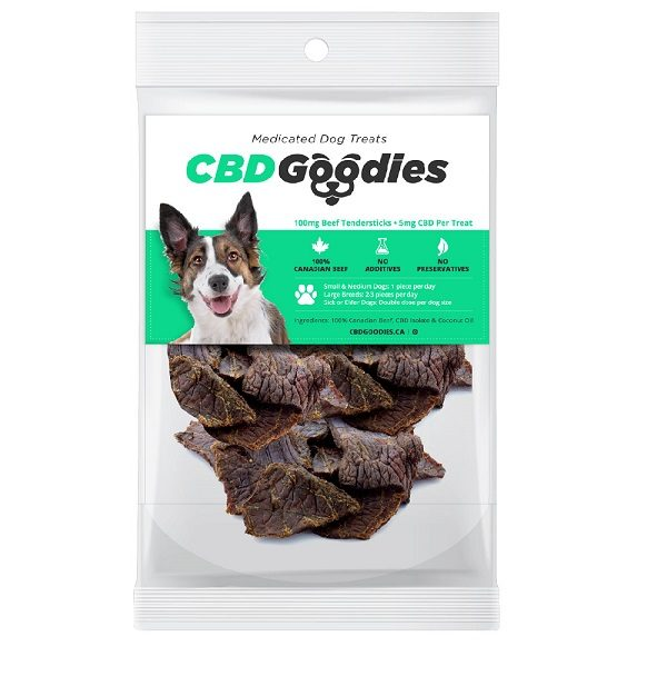 CBD Goodies Dog Treats