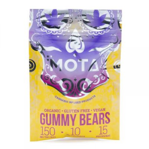 Mota Vegan Gummy Bears