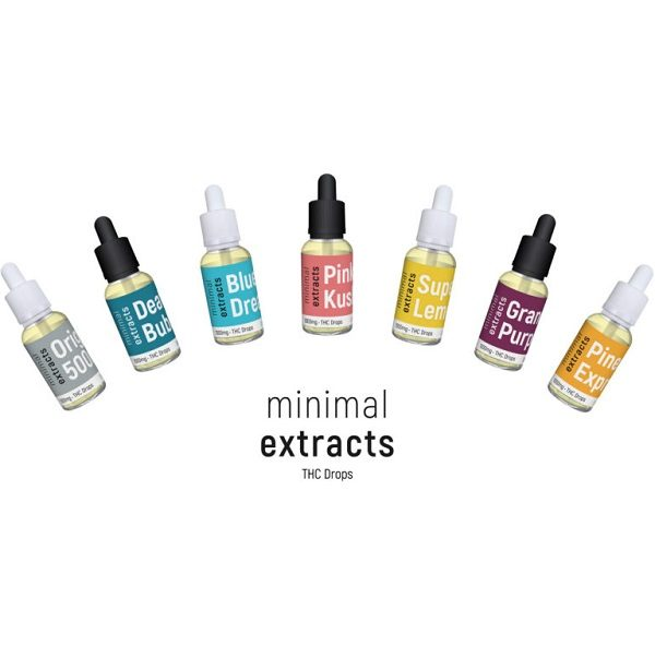 Minimal Extracts Tincture