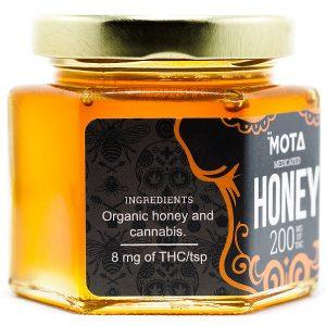 Mota Honey THC Organic