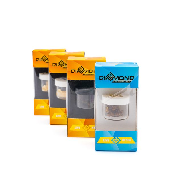 Diamond Concentrates Live Resin