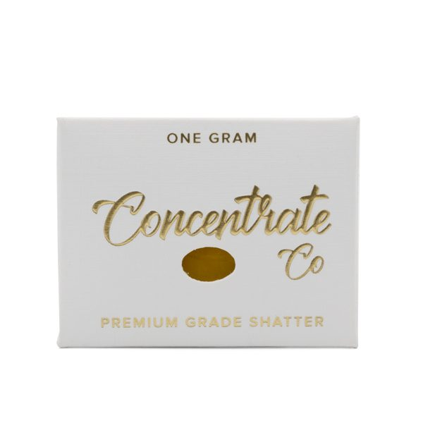 Concentrate Co. Shatter