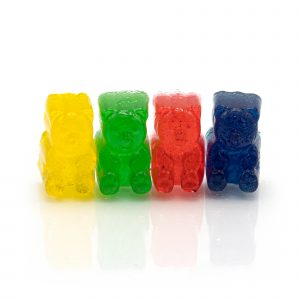 Medicated Sour Bears