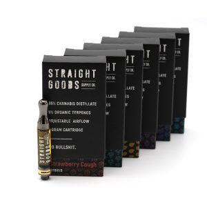 Refill Cartridge (Straight Goods) - Distillate
