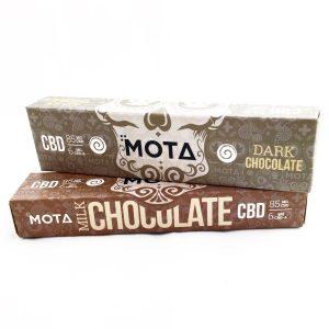 CBD Companies Canada CHOCOLATE BAR (MOTA)