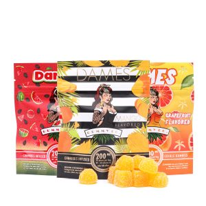 Dames Gummy Co. Group