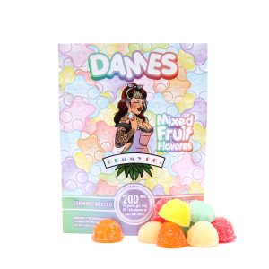 Dames Mixed Fruit Gummies