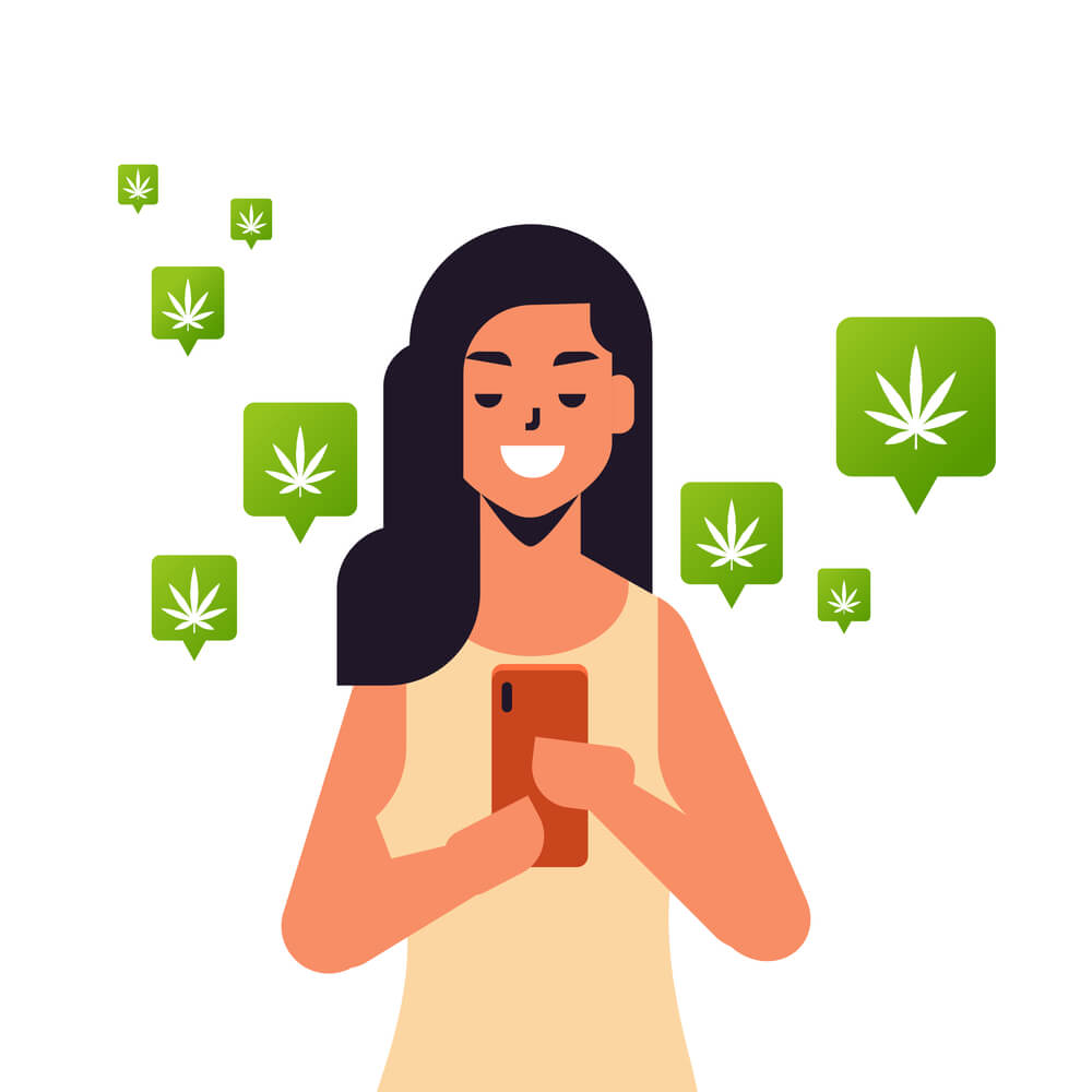 How to order weed edibles online