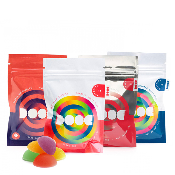 DOSE Gummy Mixer