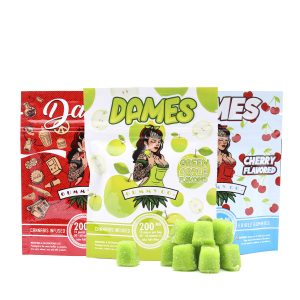 Dames Sour Gummies